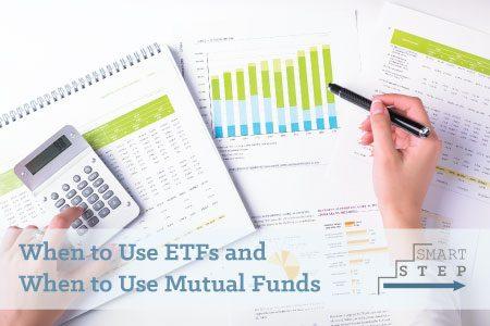 mutual funds or etfs