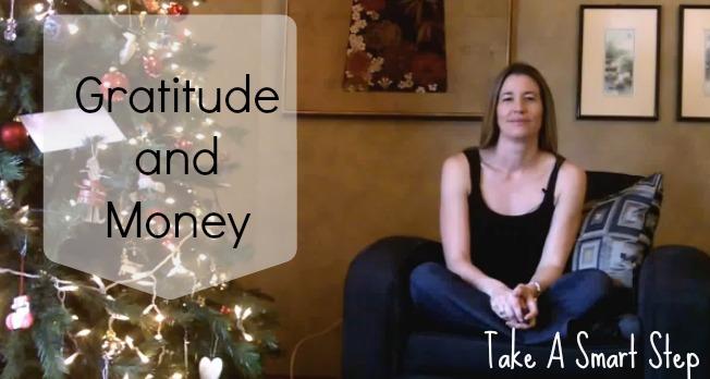 gratitude and money