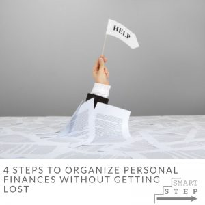 organize personal finances