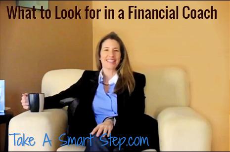 financial coach
