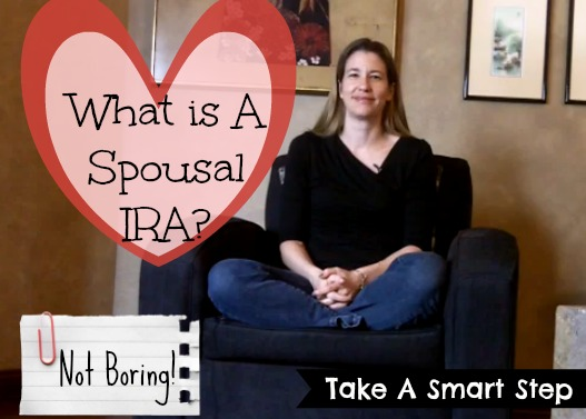what is a spousal ira