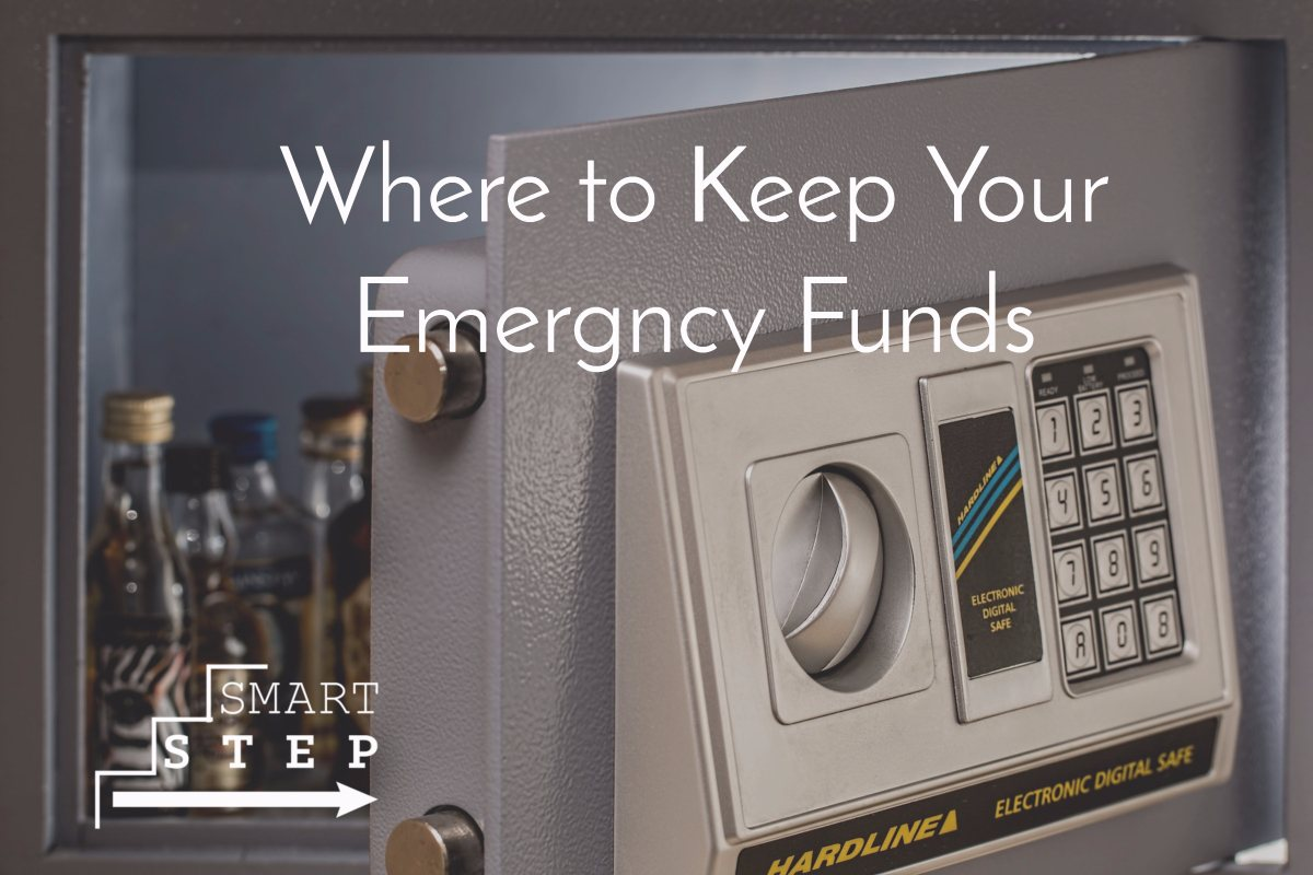 where to put emergency funds