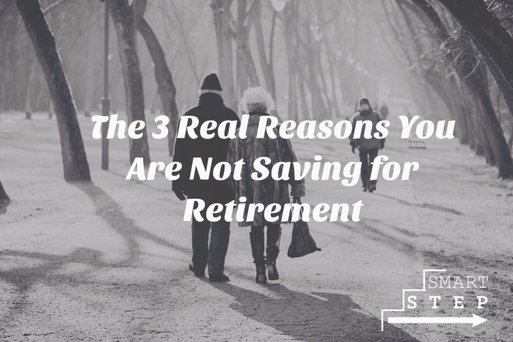 why can't i save for retirement
